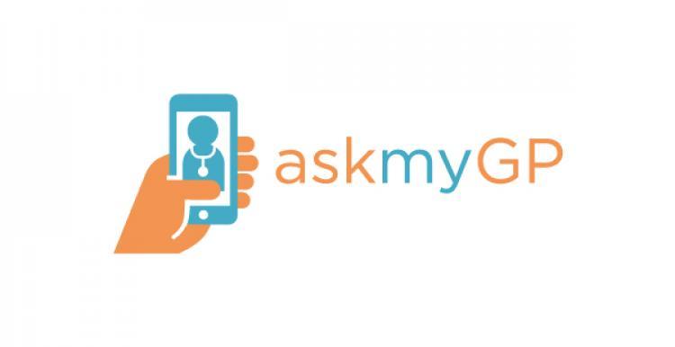 AskMyGP logo